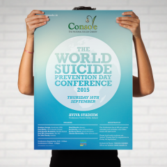 Poster-Console