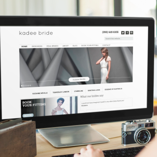 Web-Design-Kadee-Bride