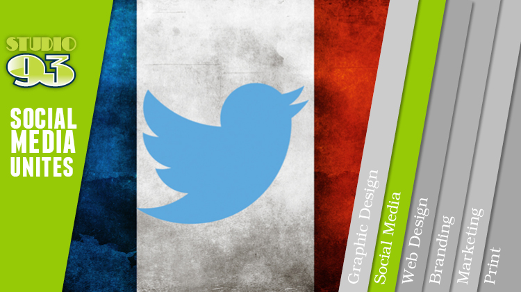 Social Media Connects the World over Tragic Paris Attacks