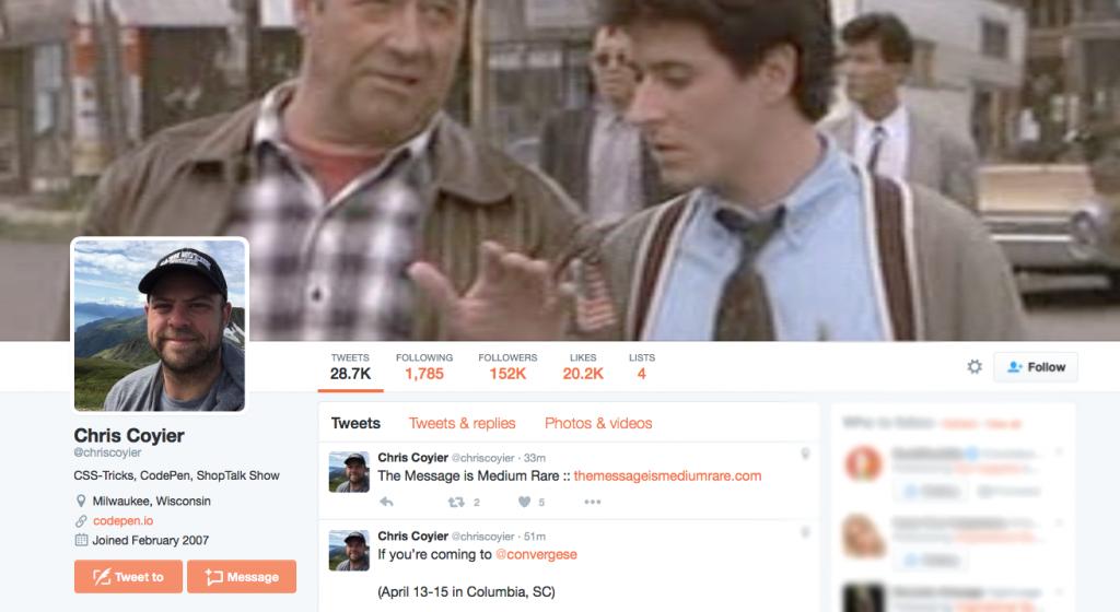 Twitter accounts worth following