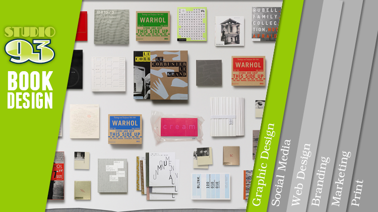 Book Design and Working with Your Graphic Designer