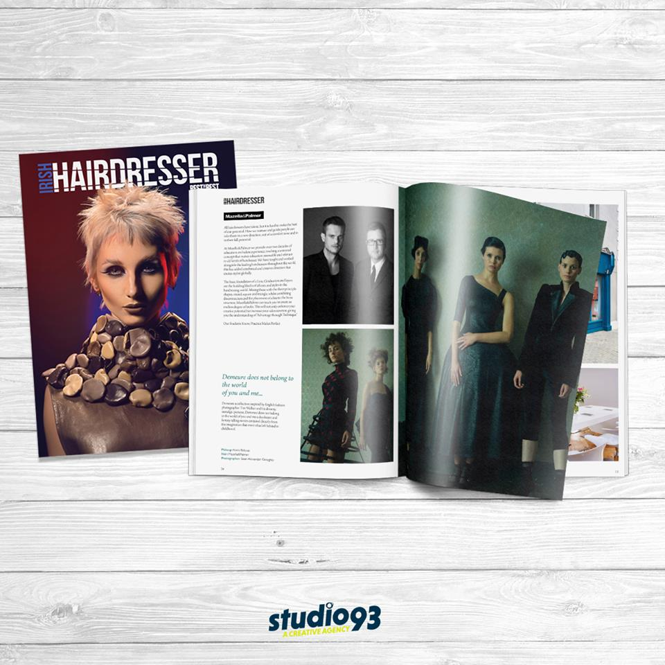 Irish Hairdresser Magazine
