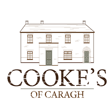Cooke's of Carragh Branding